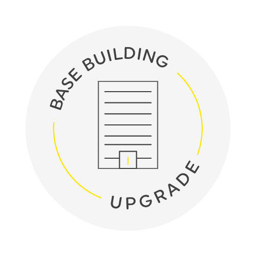 Refurbishment & Base Building Works Icon