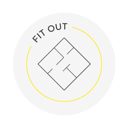 Fit Out Icon