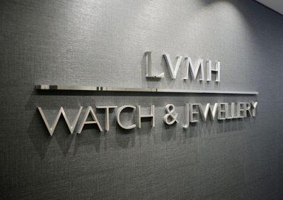 Louis Vuitton Moet & Hennessy (LVMH)