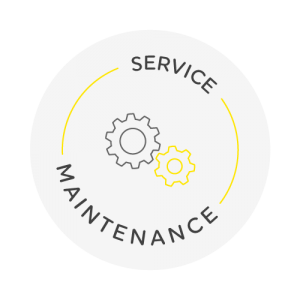 Reactive services & maintenance icon